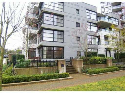 Main Photo: 112 5380 Obren Street in Vancouver: Collingwood VE Condo for sale (Vancouver East)  : MLS®# V819636