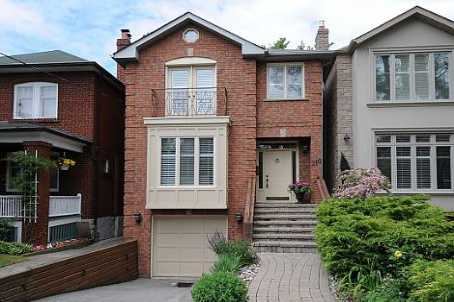 210 Ranleigh Avenue In Toronto Lawrence Park North