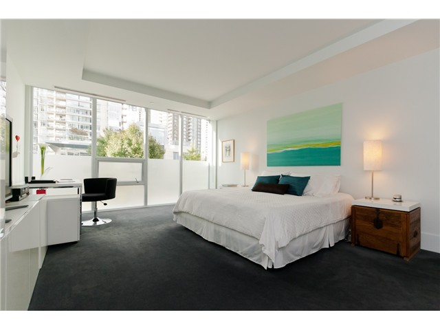 "Photo 5: 1510 HOMER ME in Vancouver: Yaletown Townhouse for sale in ""THE ERICKSON"" (Vancouver West)  : MLS® # V977494"