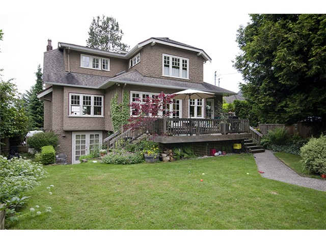Photo 10: 3450 EAST Boulevard in Vancouver: Shaughnessy House for sale (Vancouver West)  : MLS® # V987918