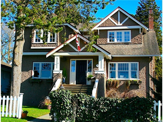 Main Photo: 3450 EAST Boulevard in Vancouver: Shaughnessy House for sale (Vancouver West)  : MLS® # V987918
