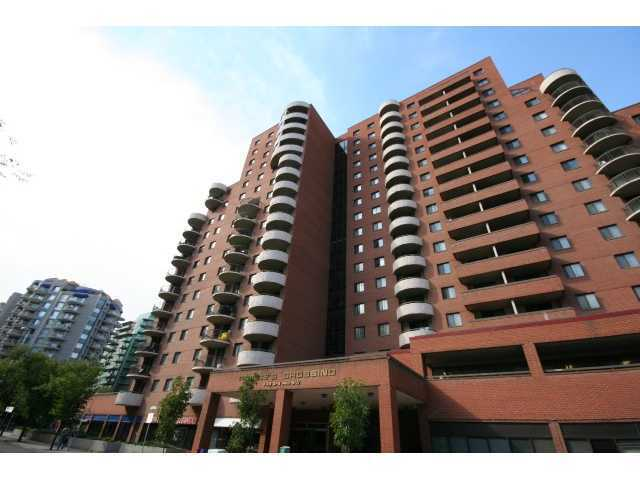 Main Photo: # 1210 738 3 AV SW in CALGARY: Eau Claire Condo for sale (Calgary)  : MLS(r) # C3591064