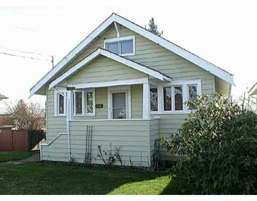 Main Photo: 1504 8TH Ave in New Westminster: West End NW House for sale : MLS(r) # V601392
