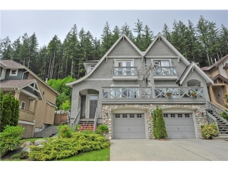 "Main Photo: 147 FERNWAY Drive in Port Moody: Heritage Woods PM House 1/2 Duplex for sale in ""ECHO RIDGE"" : MLS(r) # V1070307"