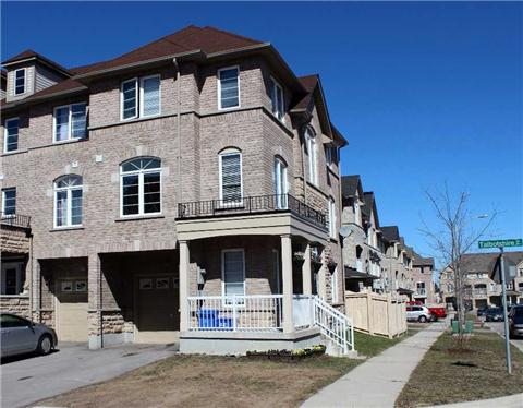 Main Photo: 24 Thornharrold Street in Ajax: South West House (3-Storey) for sale : MLS® # E3170436