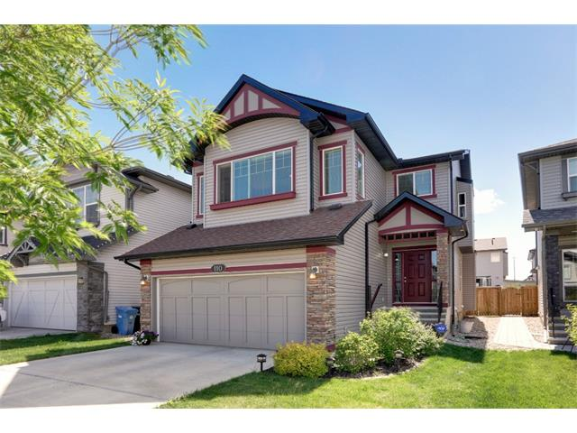 Main Photo: 110 BRIGHTONWOODS Green SE in Calgary: New Brighton House for sale : MLS® # C4018591