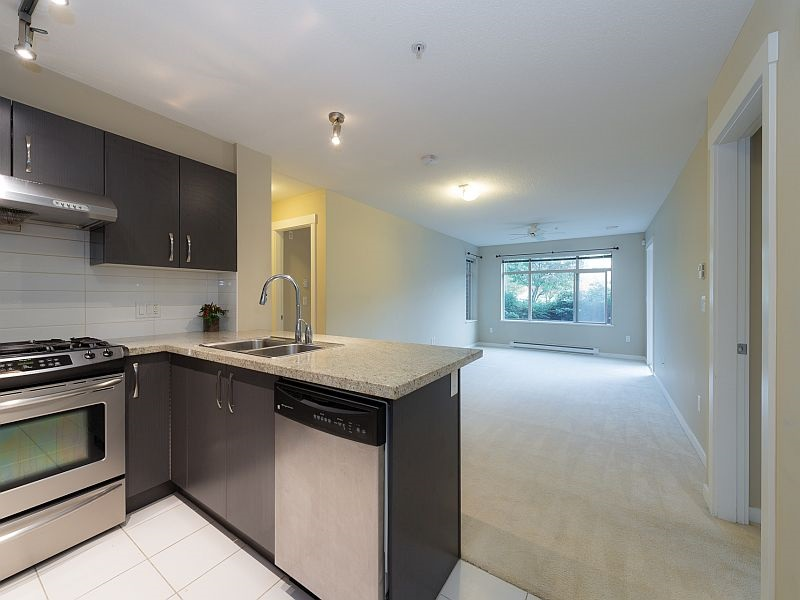 "Photo 3: 102 9199 TOMICKI Avenue in Richmond: West Cambie Condo for sale in ""MERIDIAN GATE"" : MLS(r) # R2006928"