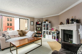 "Main Photo: 205 936 BUTE Street in Vancouver: West End VW Condo  in ""Caroline Court"" (Vancouver West)  : MLS(r) # R2063916"