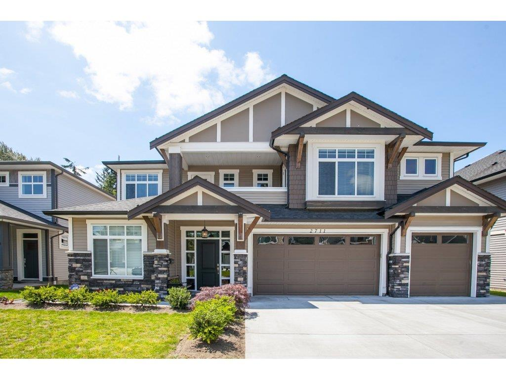 "Main Photo: 2711 BRISTOL Drive in Abbotsford: Abbotsford East House for sale in ""The Quarry"" : MLS®# R2086685"
