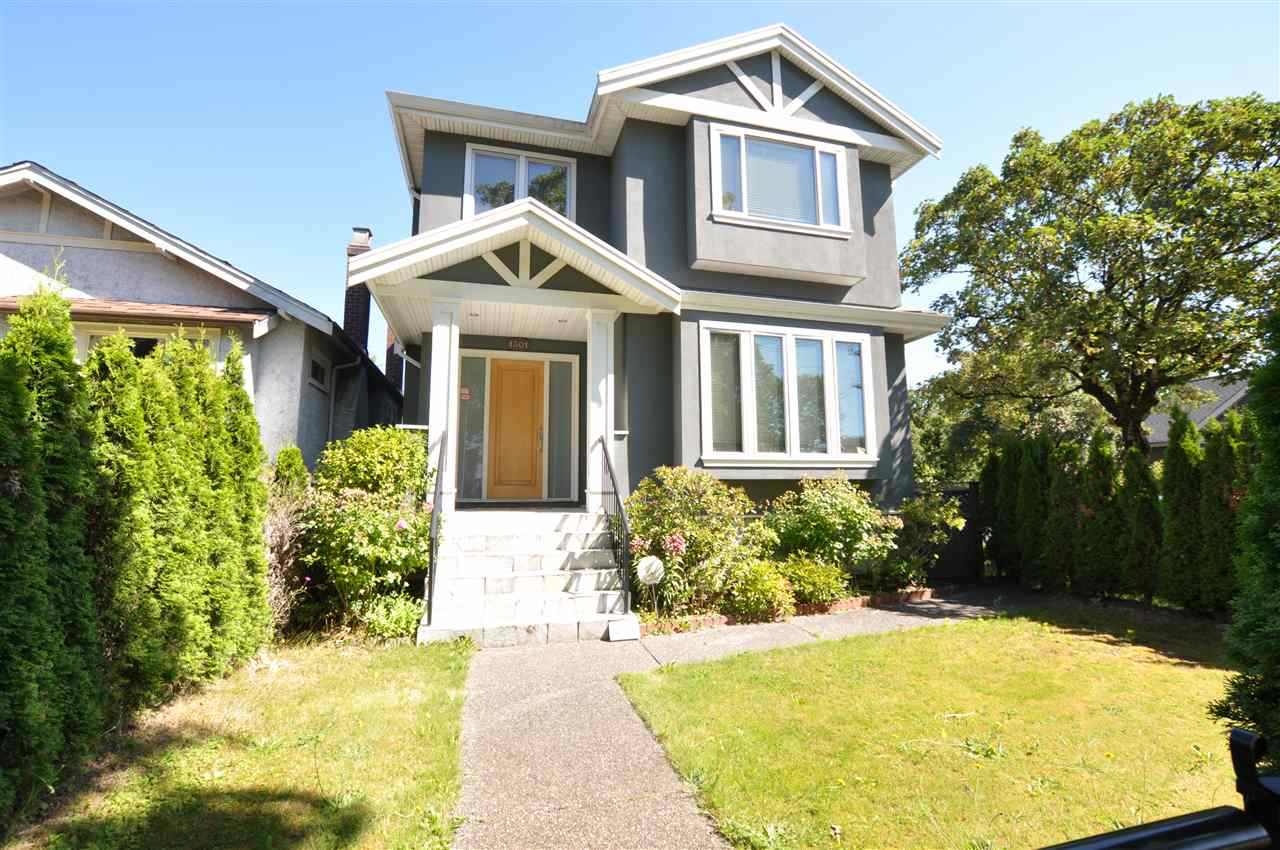 Main Photo: 1301 W 64TH Avenue in Vancouver: Marpole House for sale (Vancouver West)  : MLS(r) # R2098245