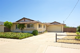 Main Photo: SAN CARLOS House for sale : 3 bedrooms : 8103 San Carlos in San Diego