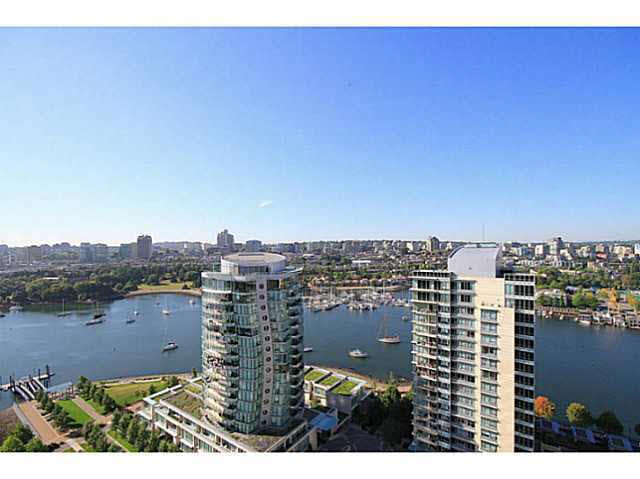 "Main Photo: 2706 1483 HOMER Street in Vancouver: Yaletown Condo for sale in ""WATERFORD"" (Vancouver West)  : MLS®# R2101663"
