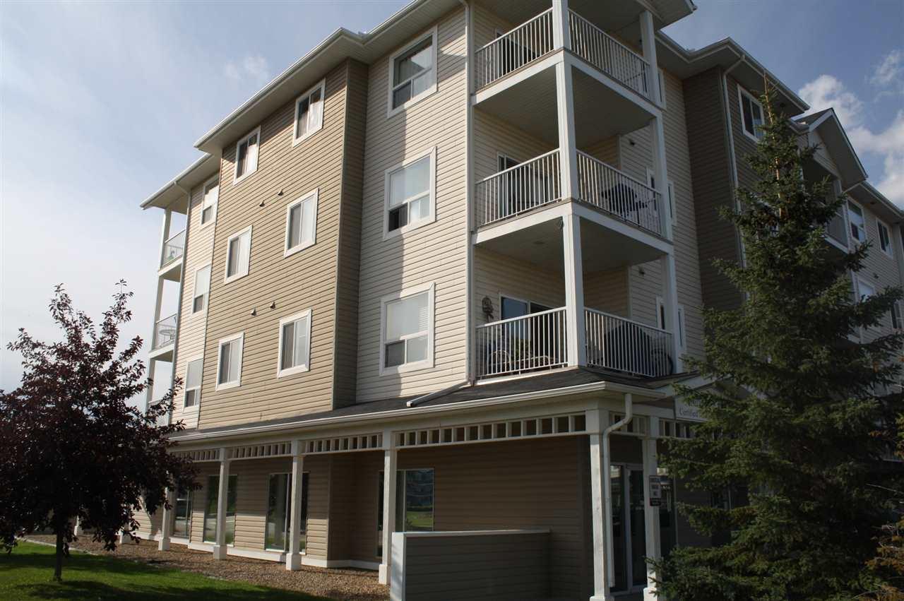 Main Photo: 419 4310 33 Street: Stony Plain Condo for sale : MLS®# E4035510