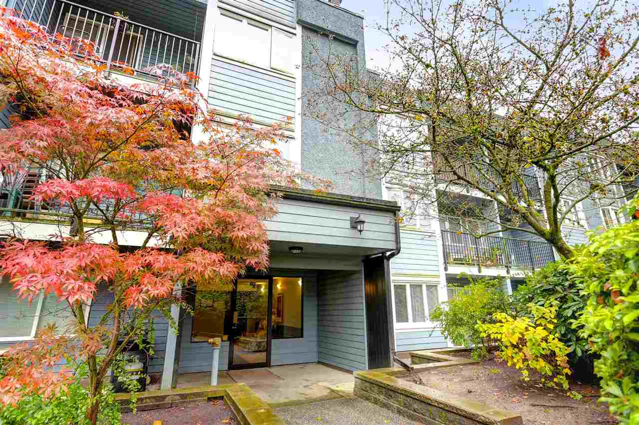 "Main Photo: 201 1122 KING ALBERT Avenue in Coquitlam: Central Coquitlam Condo for sale in ""KING ALBERT MANOR"" : MLS® # R2117503"