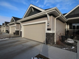 Main Photo: 19 2632 Bowen Way in Edmonton: Zone 55 House Half Duplex for sale : MLS(r) # E4053988