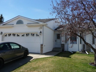 Main Photo: 37 JACKSON Road in Edmonton: Zone 29 Townhouse for sale : MLS(r) # E4054820