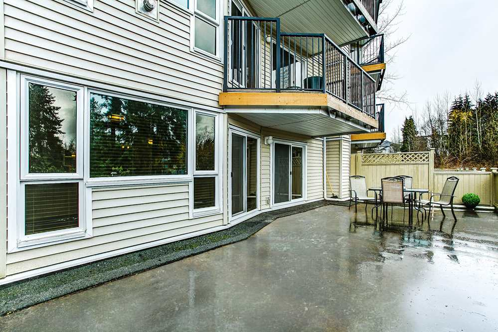 Photo 16: 114 11595 FRASER Street in Maple Ridge: East Central Condo for sale : MLS® # R2146749