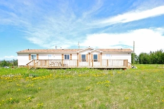 Main Photo: 650080 Range Road 201: Rural Athabasca County Manufactured Home for sale : MLS(r) # E4055710