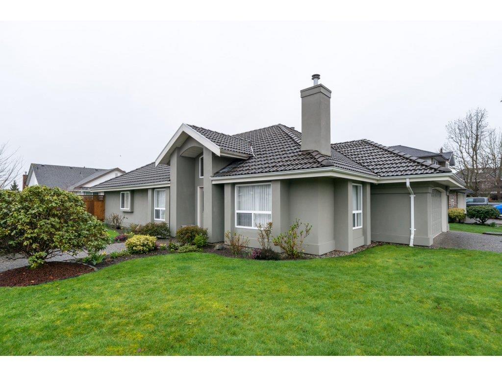 "Main Photo: 4881 63A Street in Delta: Holly House for sale in ""HOLLY"" (Ladner)  : MLS(r) # R2150898"