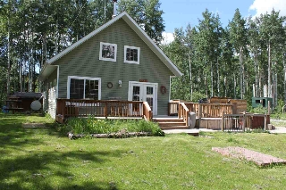 Main Photo: 102 53513 Rge Rd 35: Rural Lac Ste. Anne County House for sale : MLS(r) # E4058722