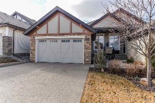 Main Photo: 907 ARMITAGE Court in Edmonton: Zone 56 House Half Duplex for sale : MLS(r) # E4059068