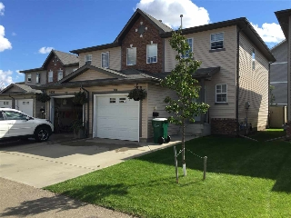 Main Photo: 9918 102 Avenue: Morinville Townhouse for sale : MLS® # E4060871