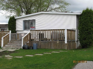 Main Photo: 42 Round Road in Edmonton: Zone 42 Mobile for sale : MLS® # E4064523