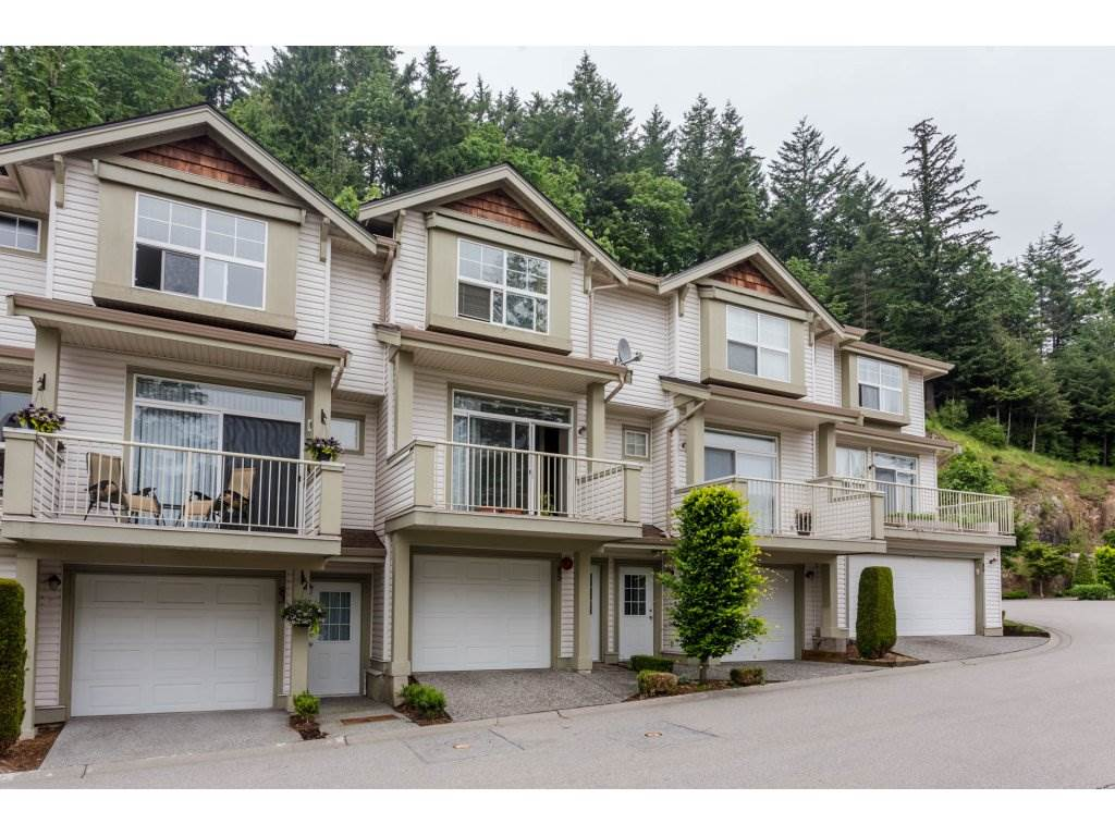"Main Photo: 85 35287 OLD YALE Road in Abbotsford: Abbotsford East Townhouse for sale in ""The Falls"" : MLS®# R2171807"