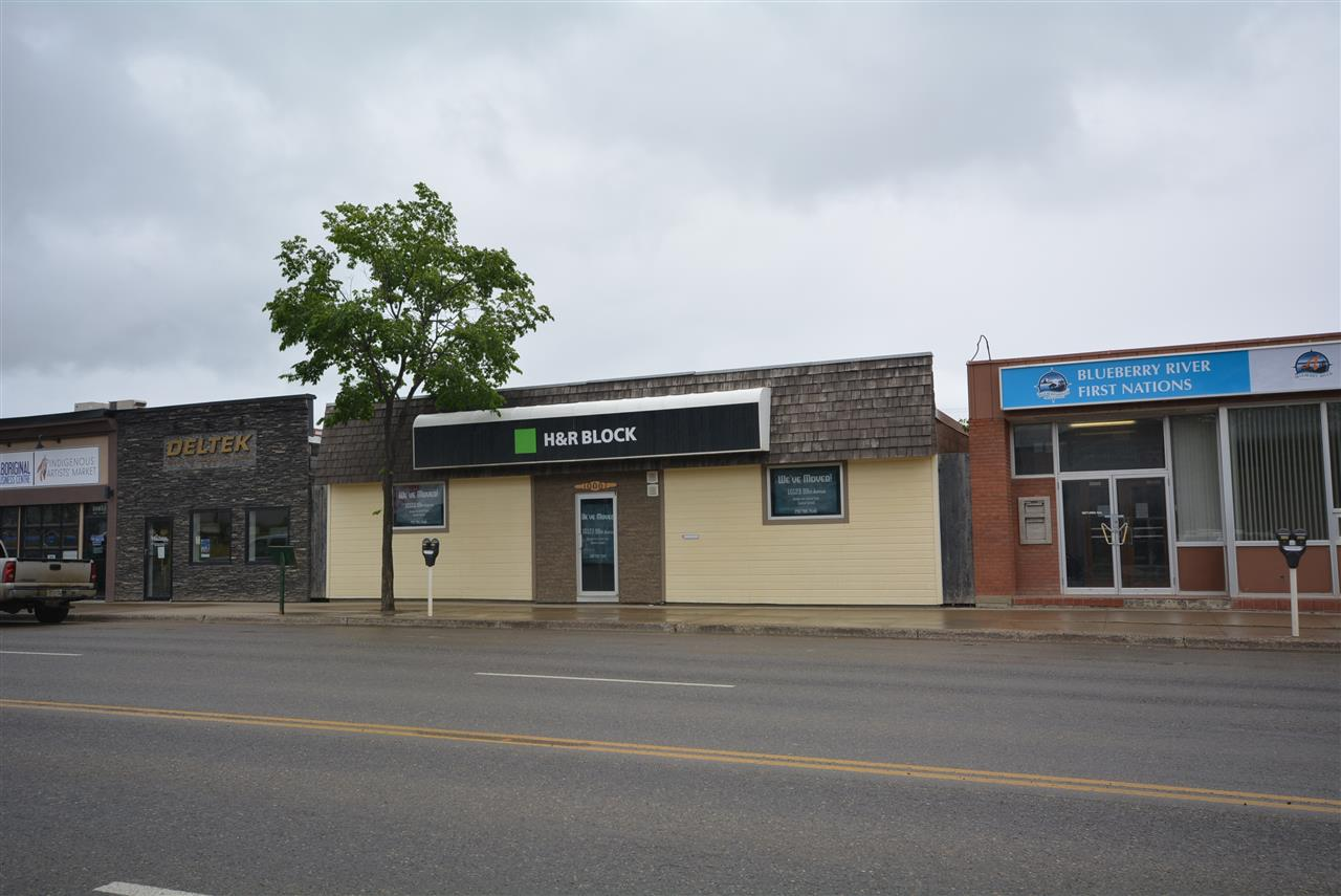 Main Photo: 10067 100 Avenue in Fort St. John: Fort St. John - City NW Office for lease (Fort St. John (Zone 60))  : MLS(r) # C8013178