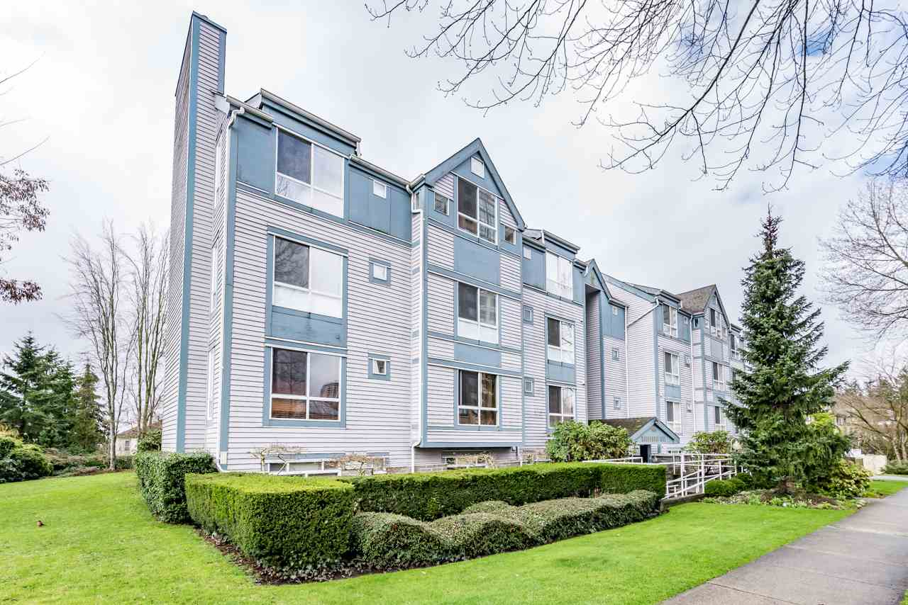 Main Photo: 203 7465 SANDBORNE Avenue in Burnaby: South Slope Condo for sale (Burnaby South)  : MLS(r) # R2188768