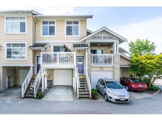 "Main Photo: 112 7179 201 Street in Langley: Willoughby Heights Townhouse for sale in ""The Denim"" : MLS® # R2198746"