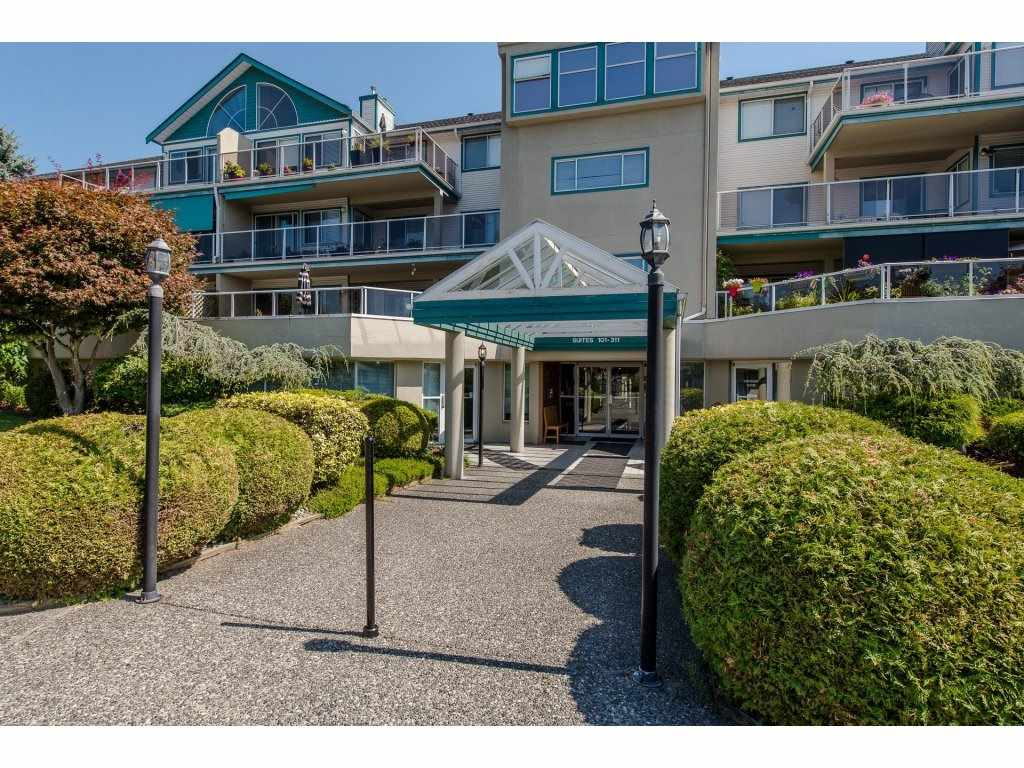 "Main Photo: 104 7500 COLUMBIA Street in Mission: Mission BC Condo for sale in ""Edwards Estates"" : MLS® # R2199641"