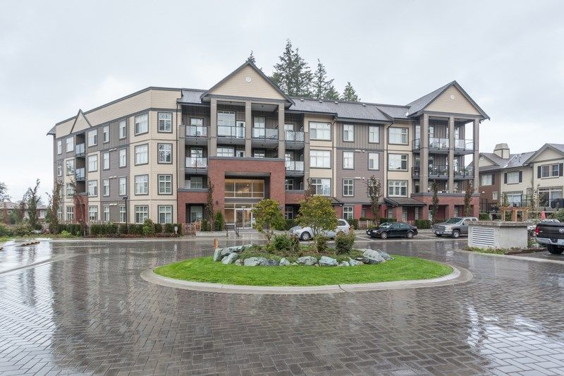 "Main Photo: 308 2855 156 Street in Surrey: Grandview Surrey Condo for sale in ""THE HEIGHTS"" (South Surrey White Rock)  : MLS® # R2213953"