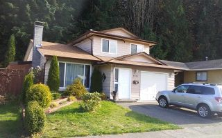 "Main Photo: 1232 BLUFF Drive in Coquitlam: River Springs House for sale in ""RIVER SPRINGS"" : MLS® # R2222588"