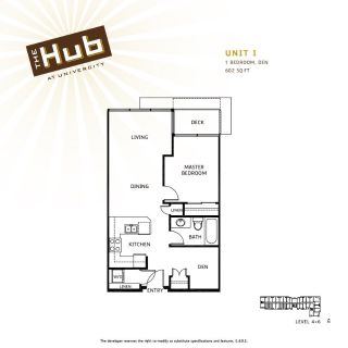 "Main Photo: 403 9009 CORNERSTONE Mews in Burnaby: Simon Fraser Univer. Condo for sale in ""THE HUB"" (Burnaby North)  : MLS® # R2223497"