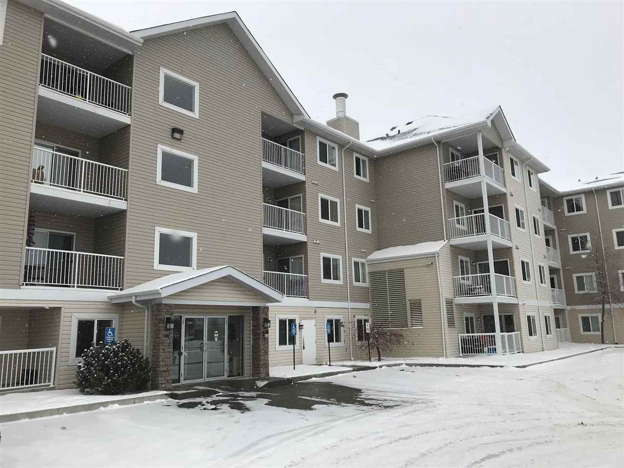 Main Photo: 110 4309 33 Street: Stony Plain Condo for sale : MLS® # E4089255