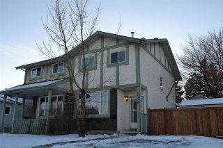 Main Photo: 14310 32 Street in Edmonton: Zone 35 House Half Duplex for sale : MLS® # E4089294