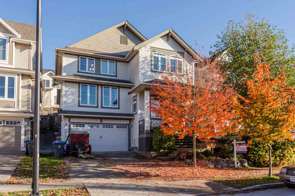 "Main Photo: 7052 178 Street in Surrey: Cloverdale BC House for sale in ""Saddle Creek at Provinceton"" (Cloverdale)  : MLS®# R2225483"