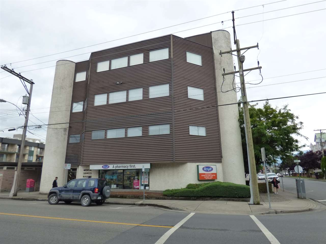 Main Photo: 301 9200 MARY Street in Chilliwack: Chilliwack W Young-Well Office for sale : MLS® # C8016085