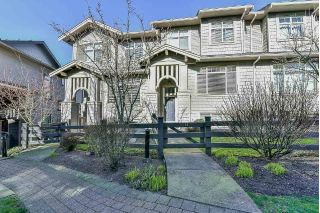 "Main Photo: 23 10605 DELSOM Crescent in Delta: Nordel Townhouse for sale in ""CARDINAL POINT"" (N. Delta)  : MLS® # R2239631"