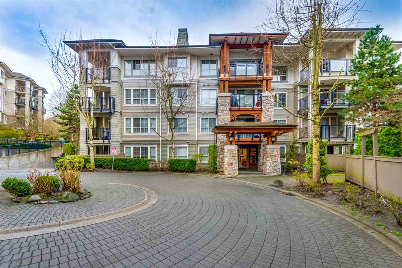 "Main Photo: 510 2966 SILVER SPRINGS Boulevard in Coquitlam: Westwood Plateau Condo for sale in ""Tamarisk by Polygon"" : MLS®# R2253904"