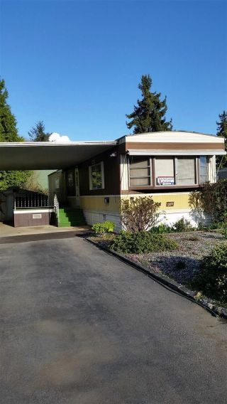 "Main Photo: 200 1840 160TH Street in Surrey: King George Corridor Manufactured Home for sale in ""Breakaway Bays"" (South Surrey White Rock)  : MLS®# R2257005"