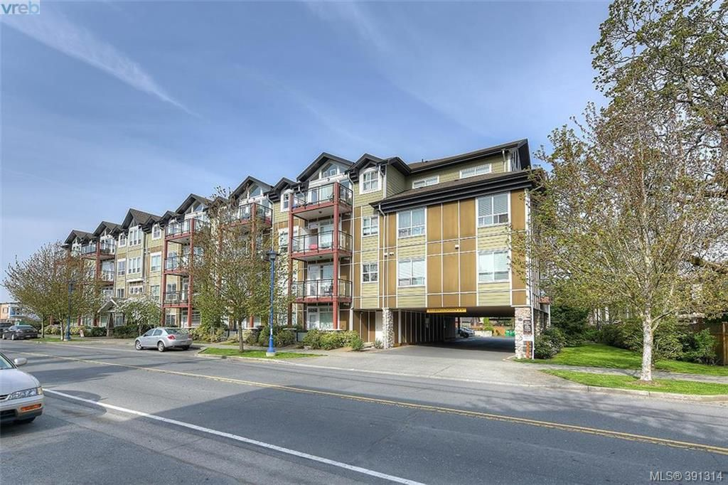 Main Photo: 415 2710 Jacklin Road in VICTORIA: La Langford Proper Condo Apartment for sale (Langford)  : MLS®# 391314