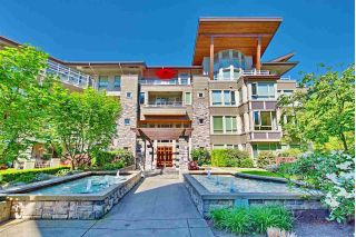 Main Photo: 504 560 RAVEN WOOD Drive in North Vancouver: Deep Cove Condo for sale : MLS®# R2269773