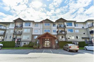 "Main Photo: 303 2955 DIAMOND Crescent in Abbotsford: Abbotsford West Condo for sale in ""Westwood"" : MLS®# R2280507"