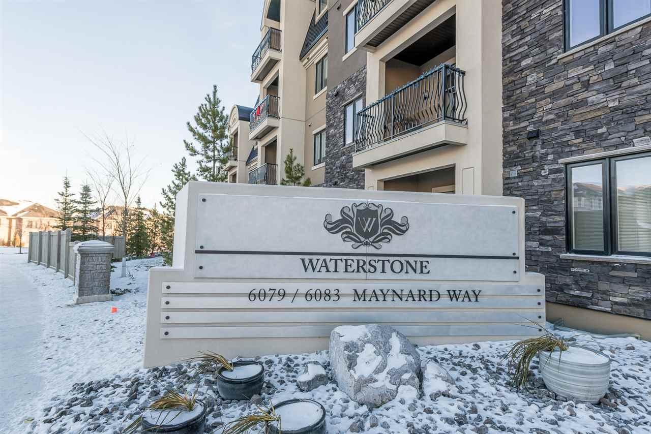 338 6079 Maynard Way in Edmonton: Zone 14 Condo for sale : MLS ...