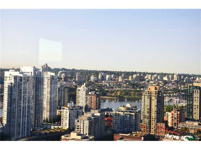 "Photo 3: 3105 928 HOMER Street in Vancouver: Yaletown Condo for sale in ""YALETOWN PARK 1"" (Vancouver West)  : MLS(r) # V908843"