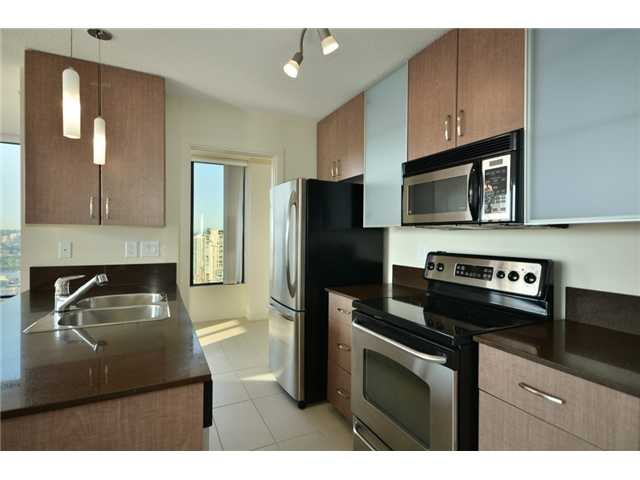"Photo 8: 3105 928 HOMER Street in Vancouver: Yaletown Condo for sale in ""YALETOWN PARK 1"" (Vancouver West)  : MLS(r) # V908843"