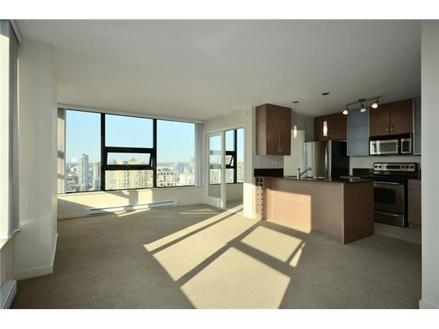 "Photo 2: 3105 928 HOMER Street in Vancouver: Yaletown Condo for sale in ""YALETOWN PARK 1"" (Vancouver West)  : MLS(r) # V908843"