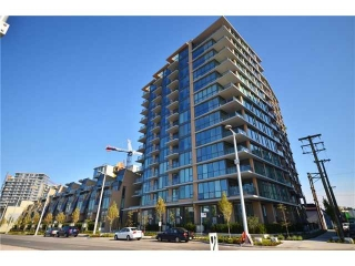 "Main Photo: 268 W 1ST Avenue in Vancouver: False Creek Condo for sale in ""JAMES"" (Vancouver West)  : MLS(r) # V961721"